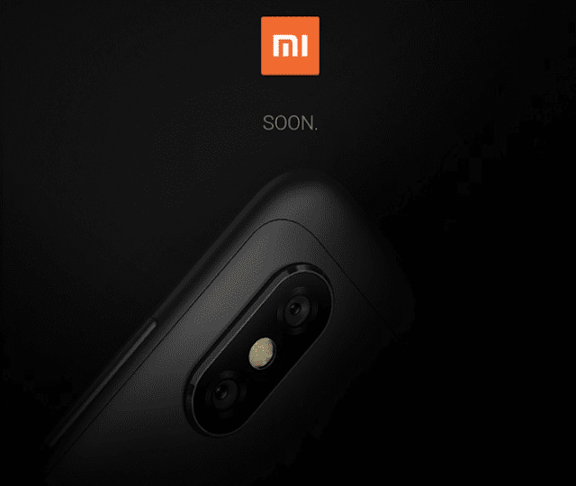 Xiaomi Redmi Note 6 Pro Coming Soon