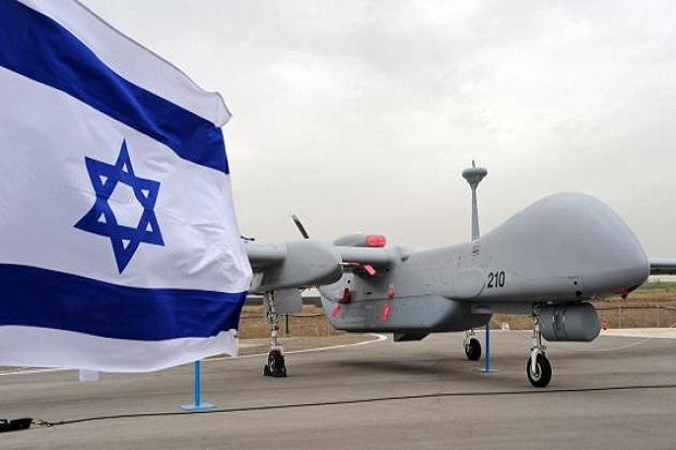 Retas Drone Israel, Hacker Palestina Dipenjara