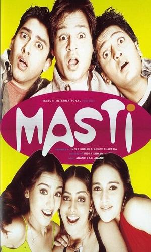 Masti (2004) 1Gb Full Hindi Movie Download 720p HDRip