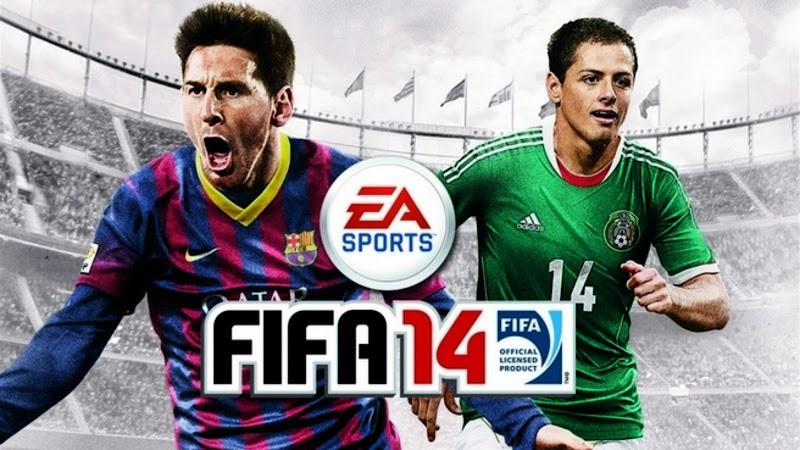 FIFA 14 MOD APK + DATA [Offline, Full Unlocked] Games Android V1.3.6