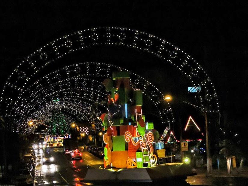 Grande Desfile de Natal - Gramado RS