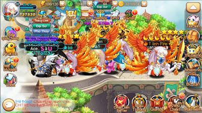 game nuôi poke tinh linh đại chiến