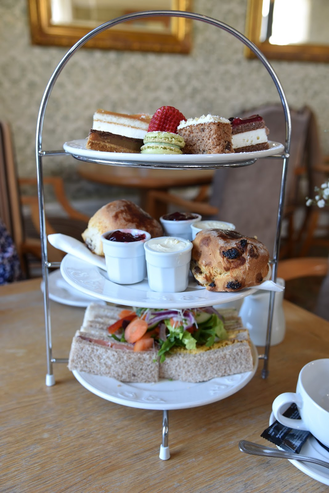 Afternoon Tea Grand Hotel Tynemouth Review