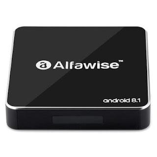 المعاينة الكاملة لجهاز Alfawise A8 TV  بنظام Android TV