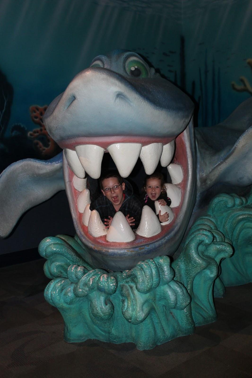 Adventure Aquarium Promo Code Party Invitations Ideas