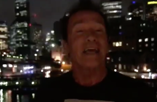 Arnold Schwarzenegger Slams Donald Trump In 40 second Twitter Rant