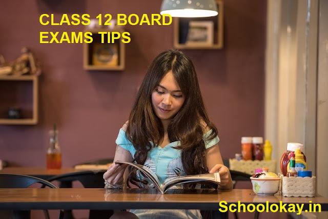 class 12 exams