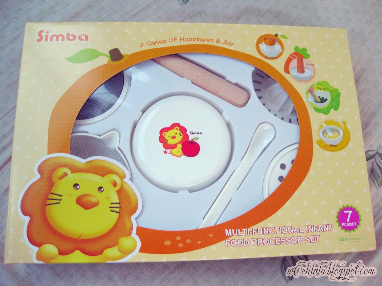 Baby Food Grinder Malaysia