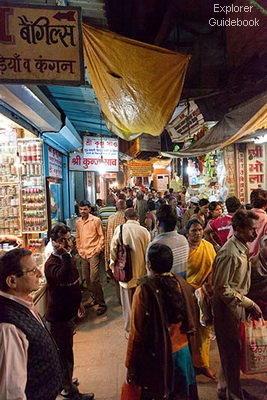 Tempat syuting sinetron Gangaa SCTV di Uttar Pradesh India