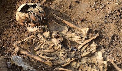 Σκελετός 1.000 χρόνων ανακαλύφθηκε στην Κωνσταντινούπολη