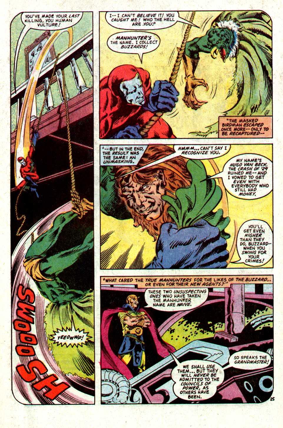 Read online Secret Origins (1986) comic -  Issue #22 - 26
