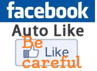 How to stop auto liker using your facebook account