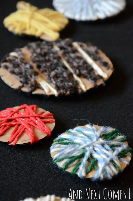 Preschool planets crafts