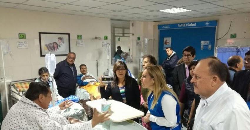 Hospitales de EsSalud atenderán en tres turnos desde el primero de mayo - www.essalud.gob.pe
