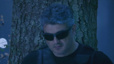 Ajith Kumar Wearing Black Goggle HD Photo
