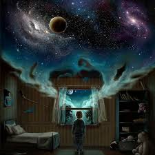 Narrow Escape [is it all a dream?]