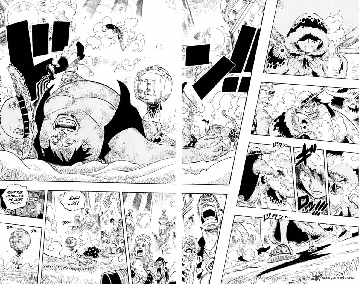 One Piece 599