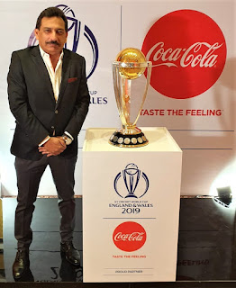 Coca-Cola brings ICC World Cup Trophy to Pakistan