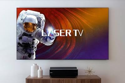 TV láser inteligente Hisense