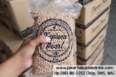 indonesia juara jual tapiocapearl murah harga distributor jakarta surabaya wonosobo indonesia