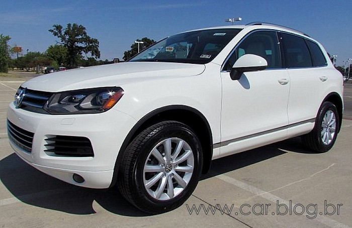Novo Caro Da Volkswagen >> Volkswagen desenvolve SUV de 7 lugares mais barato que o Touareg | CAR.BLOG.BR