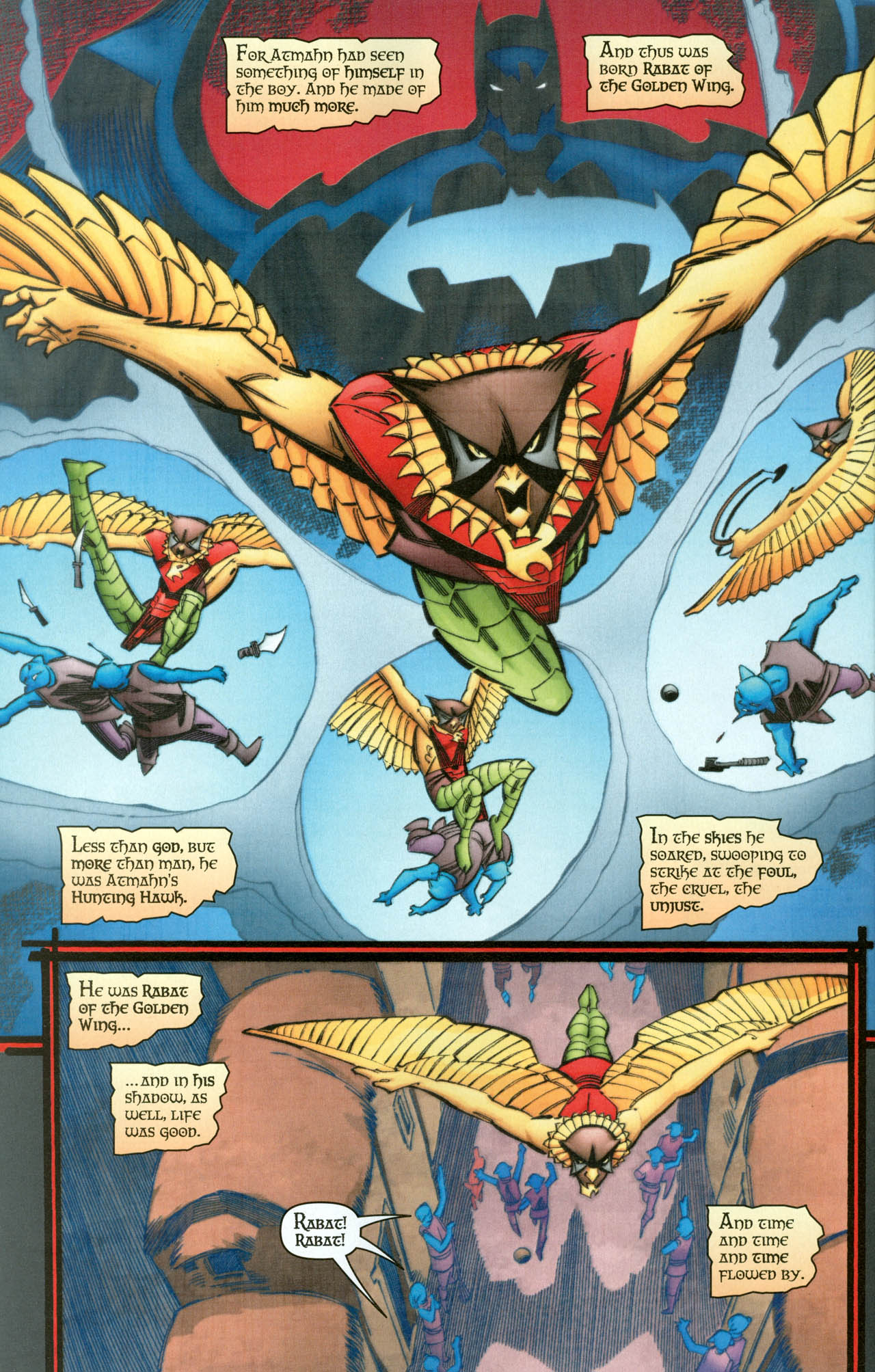 Read online Trinity (2008) comic -  Issue #31 - 29