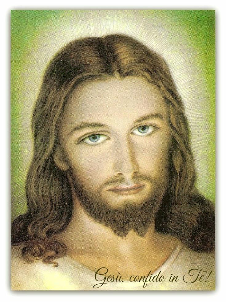 """Popolare Gesù, confido in Te!"""" JM45"""