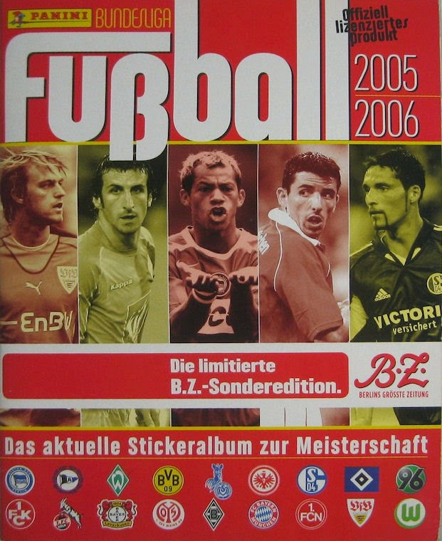 Panini 323 BL Fussball 2005//06 Carsten Ramelow Bayer Leverkusen