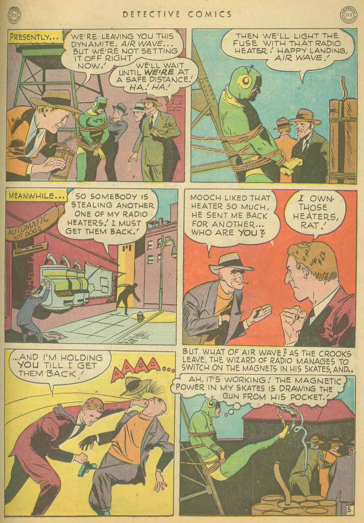 Detective Comics (1937) issue 127 - Page 29