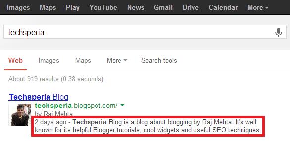 Techsperia Blog Description