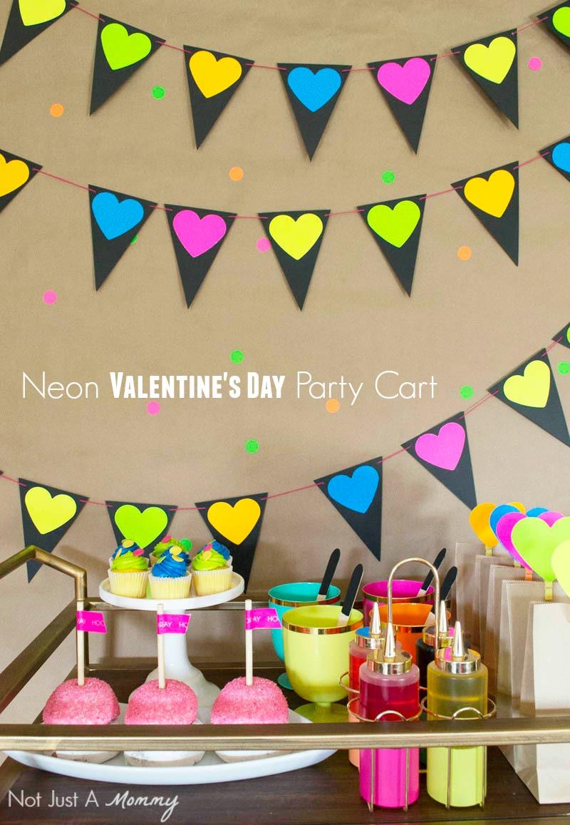 Neon Valentine Ideas