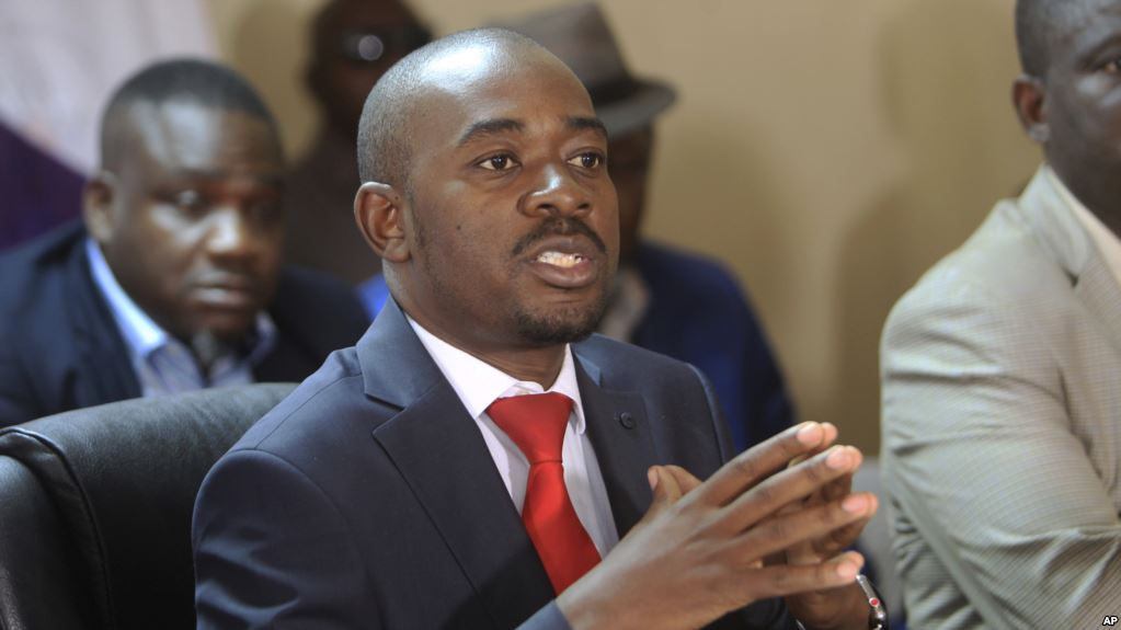 Chamisa Rejects Mnangagwa's Compromise Deal, Says He Will Not Be Bribed