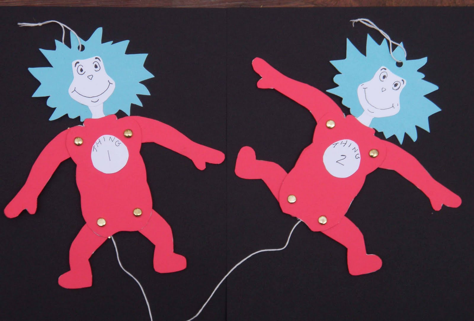 Crack Of Dawn Crafts Some Things To Help Celebrate Dr Seuss