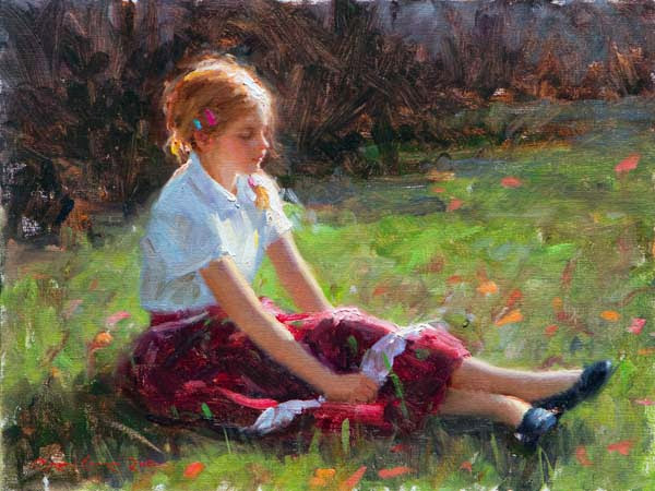 Bryce Cameron Liston | Children Paintings Series