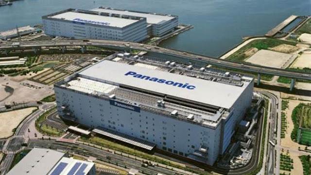 Pabrik Panasonic dan Toshiba Tutup