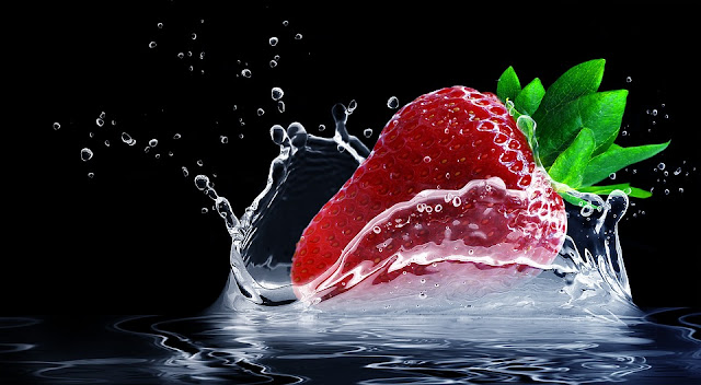 buah stroberi