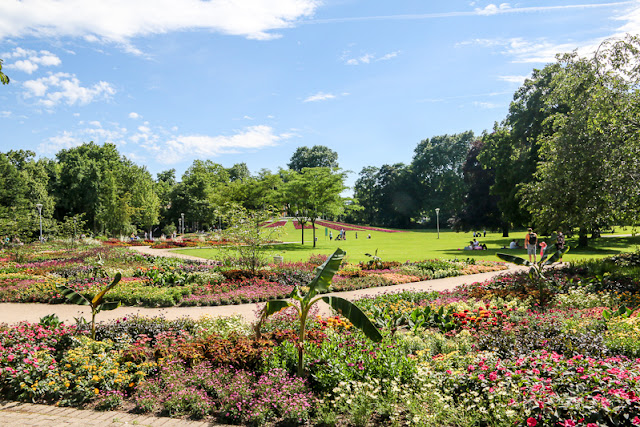 Luisenpark Mannheim