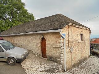 ναός της αγίας Παρασκευής στη Ζίτσα