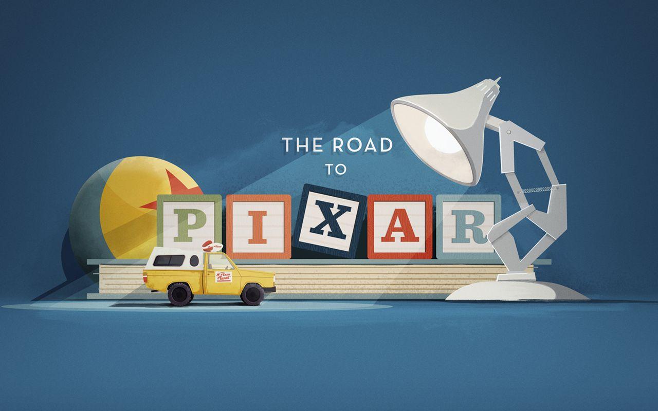Cute Header Wallpaper Interview With The Road To Pixar Crew Pixar Post