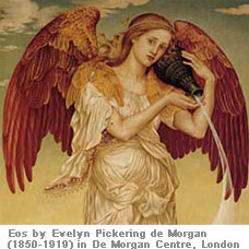Eos by Evelyn Pickering de Morgan