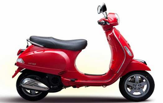 Vespa LX 125 Specifications and Price