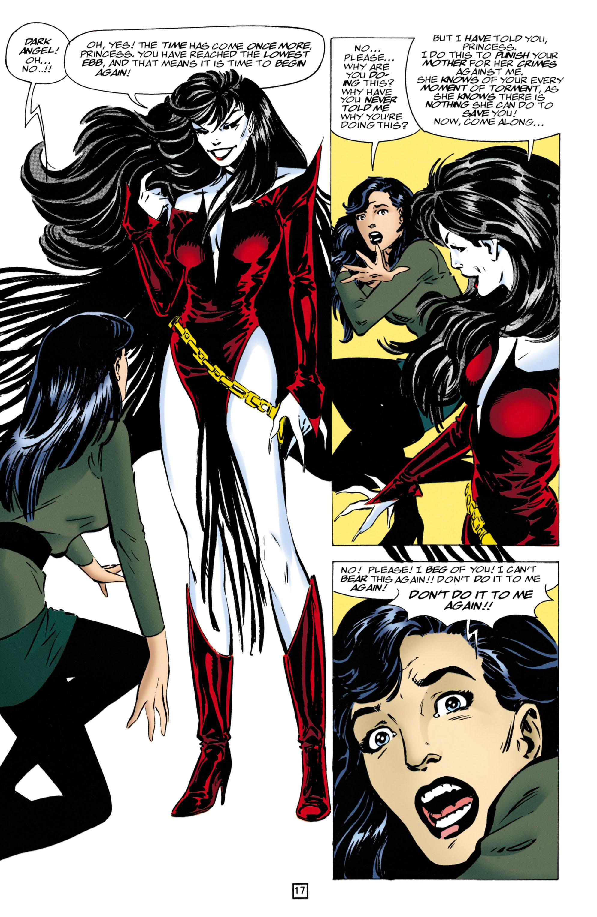 Read online Wonder Woman (1987) comic -  Issue #131 - 17