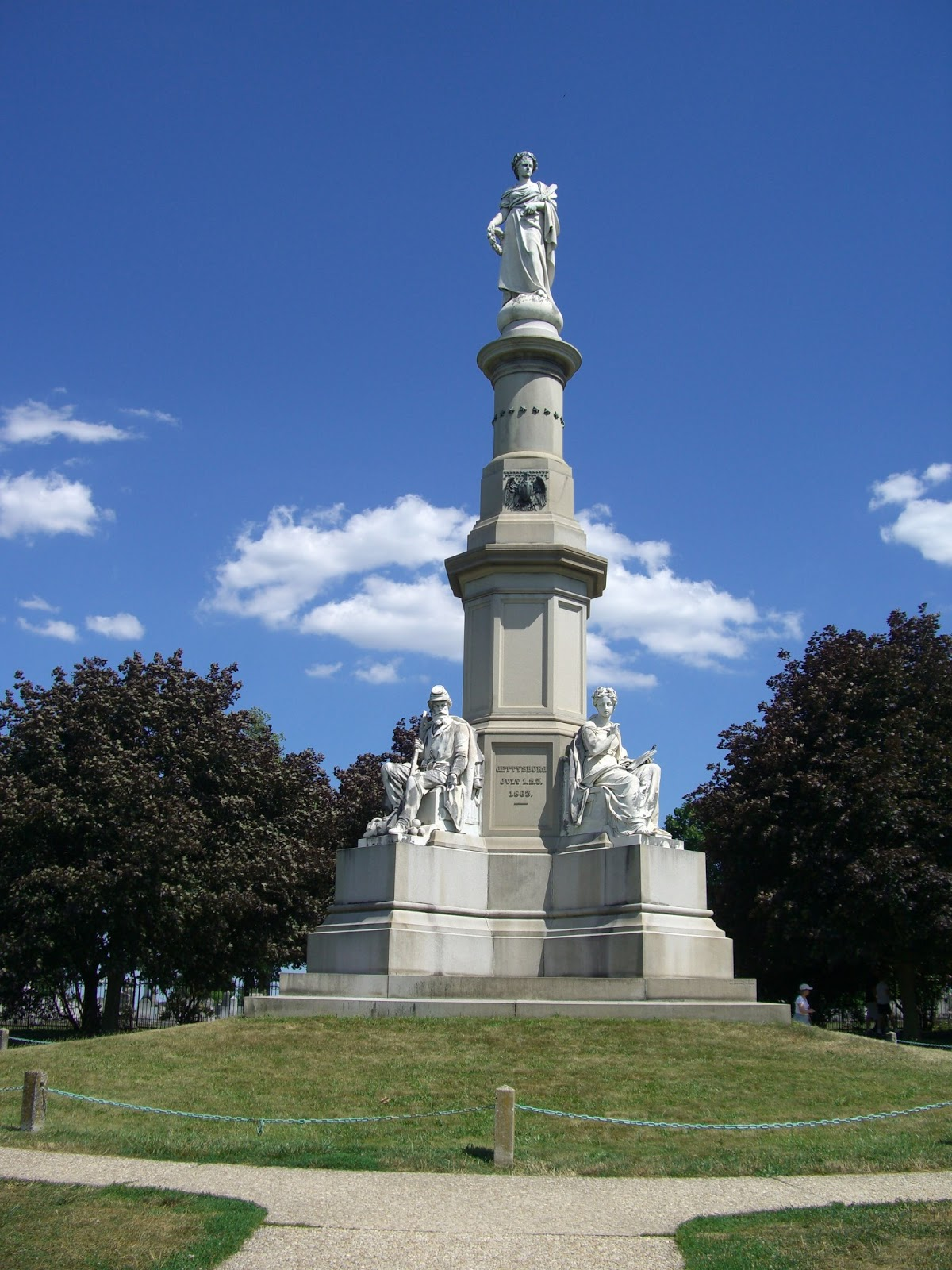how far is gettysburg