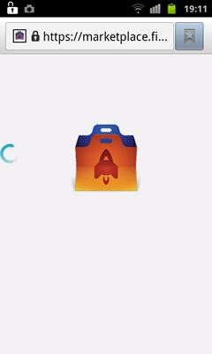 Firefox Marketplaceにβ版からもアクセス出来るようになった -8