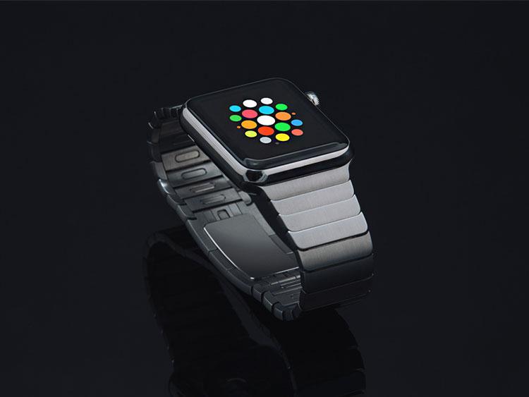 Apple Watch Mock-up PSD