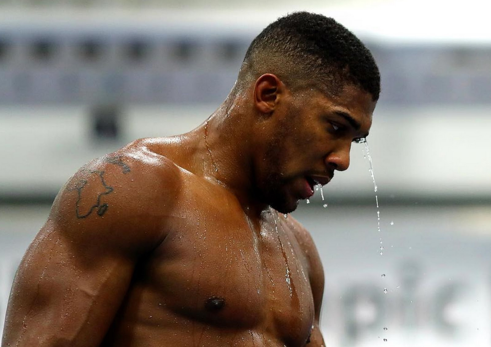 ANTHONY JOSHUA 6
