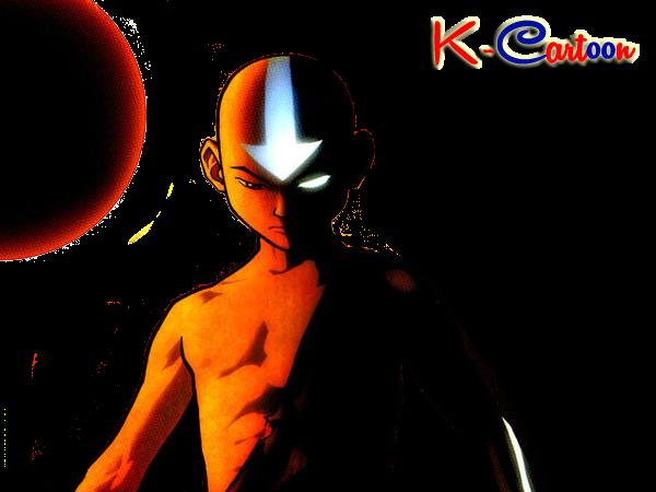 Gambar Aang Avatar Terbaru Vector