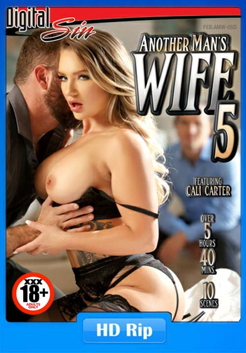 [18+] Another Mans Wife 5 XXX DVDRip Movie DiSC1 x264 Poster