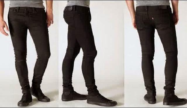 Ternyata Pernah punya Celana Jeans