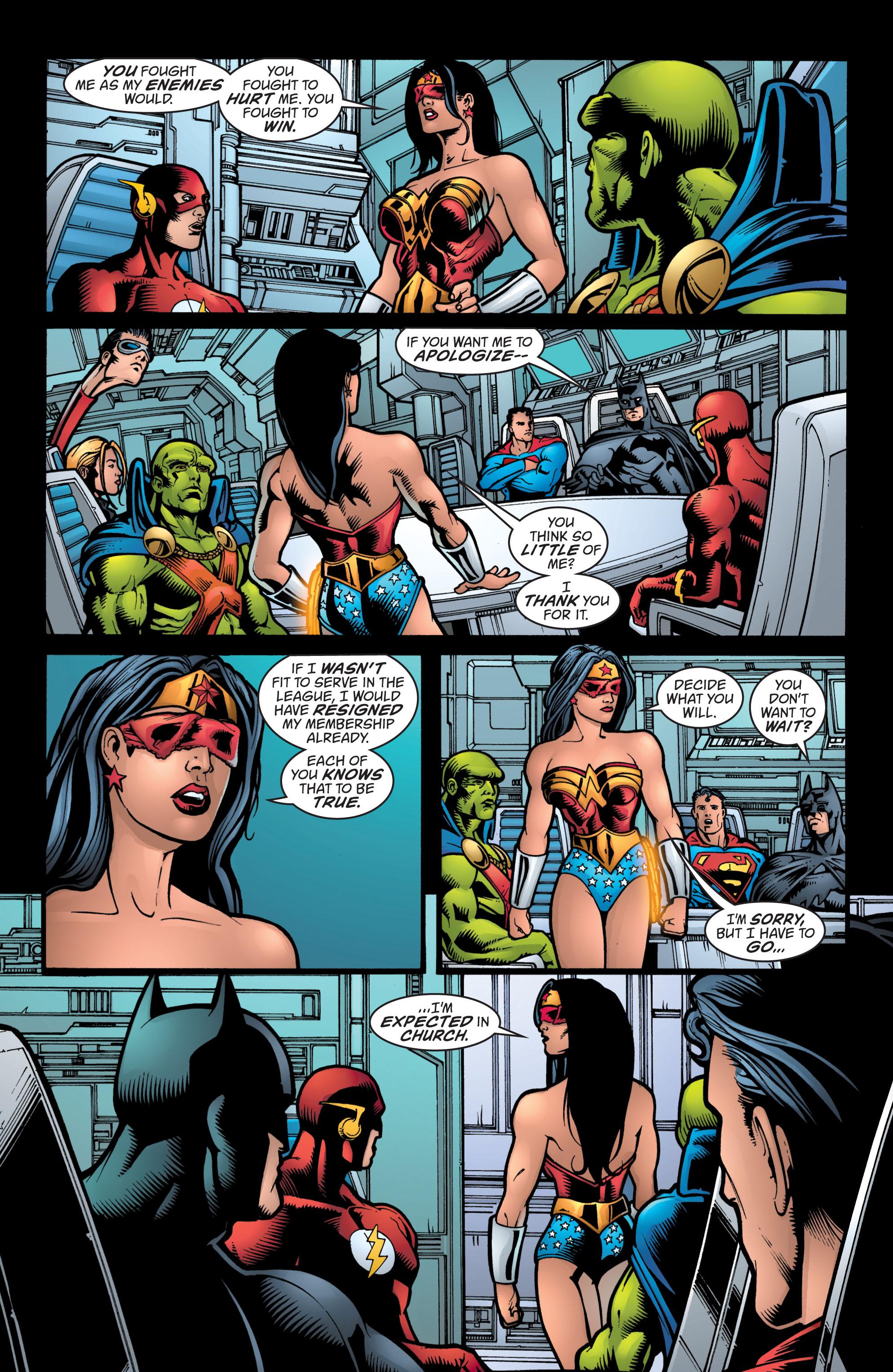 Read online Wonder Woman (1987) comic -  Issue #212 - 16